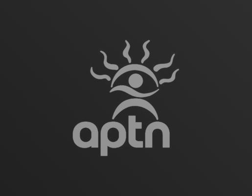 APTN logo on dark gradient background