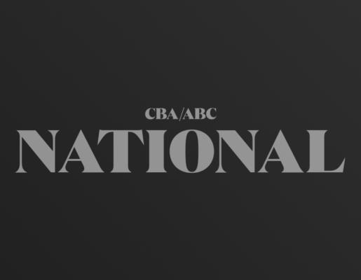 CBA/ABC National logo on dark gradient background