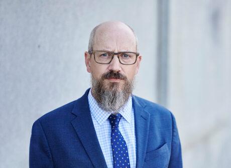 Michael Spratt Portrait