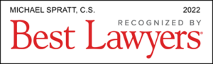 Michael Spratt Best Lawyers logo 2022