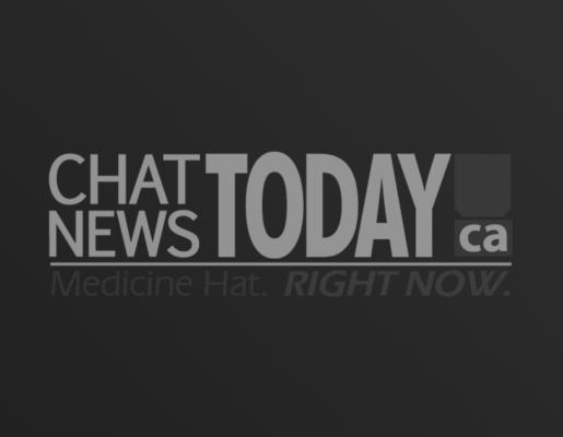CHAT News Today logo on dark gradient background