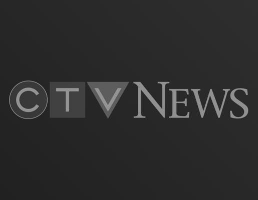 CTV News logo on dark gradient background